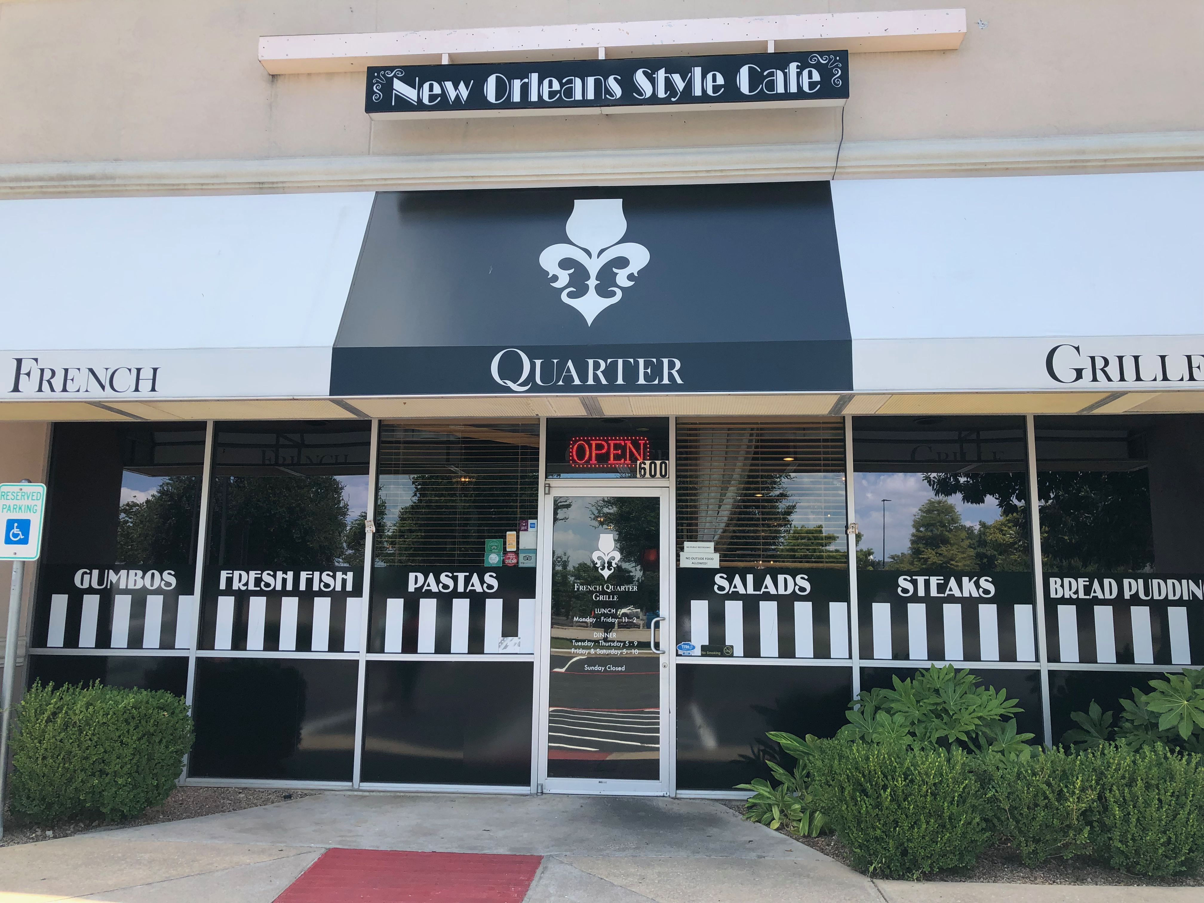 You Gotta Try French Quarter Grille