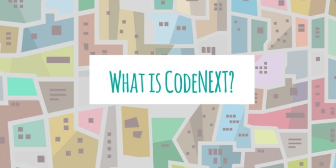 What is CodeNEXT?