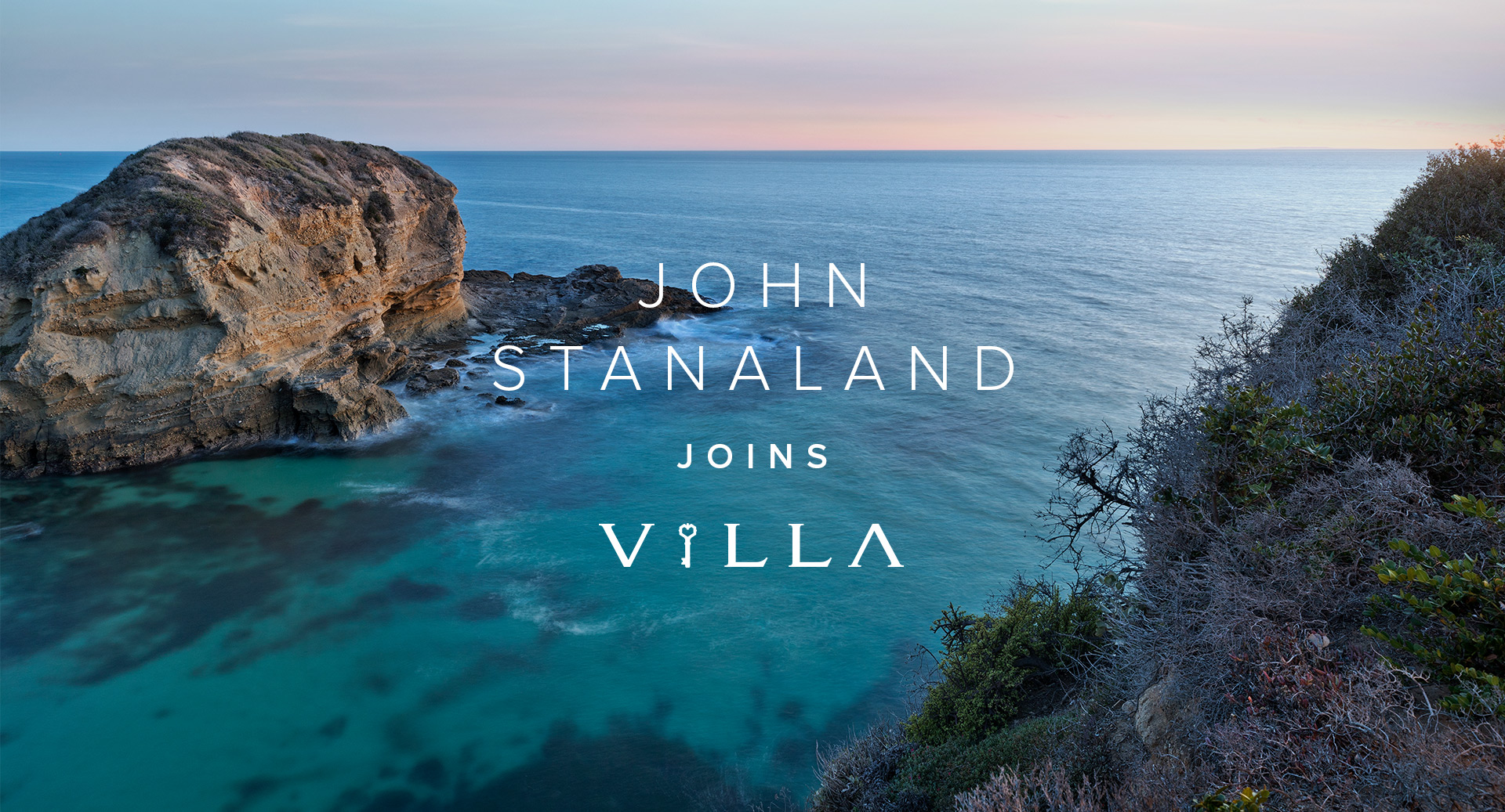 Top Coastal OC Residential Agent John Stanaland Joins Luxury Brokerage Firm Villa Real Estate