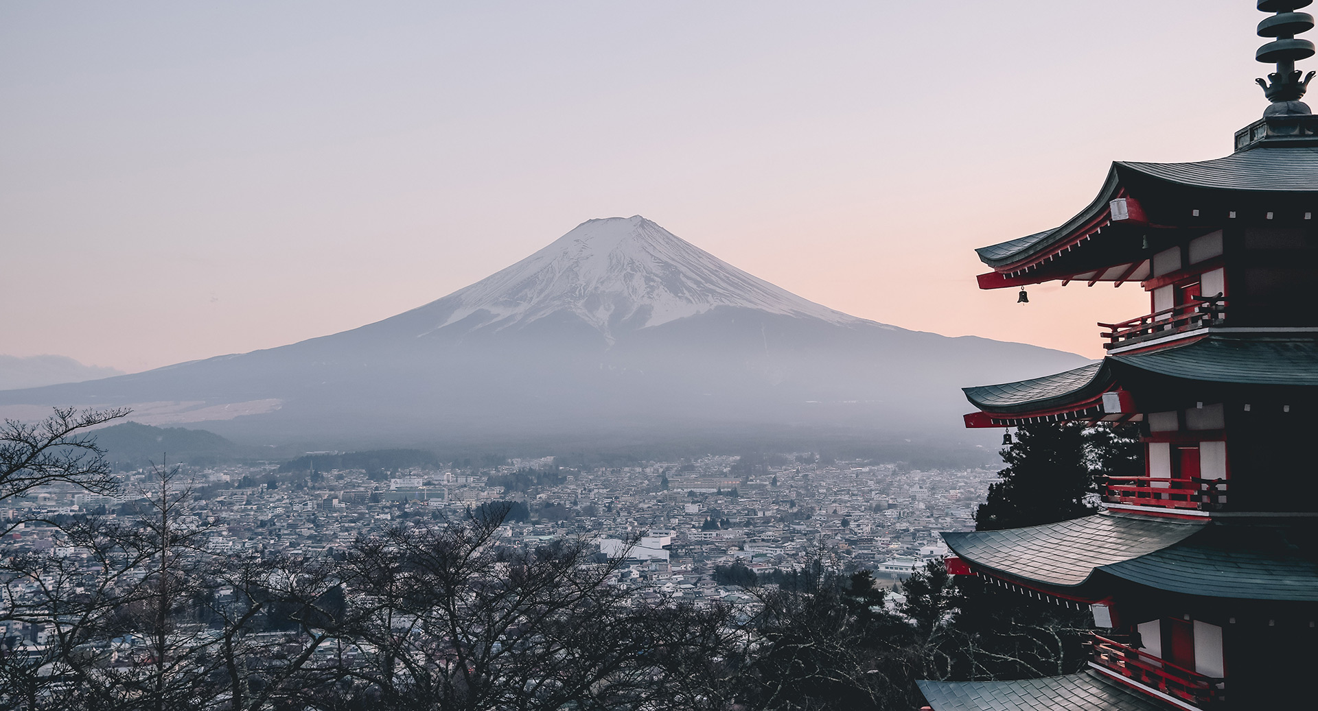 Take a Dream Vacation to Japan