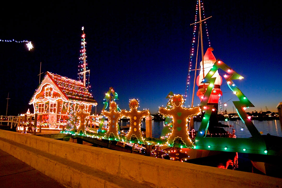 for more information about the 109th newport beach christmas boat parade visit wwwchristmasboatparadecom - Newport Beach Christmas Boat Parade