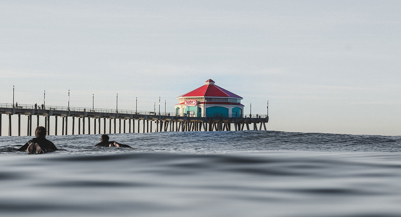 THE BEST SURFING SPOTS IN ORANGE COUNTY