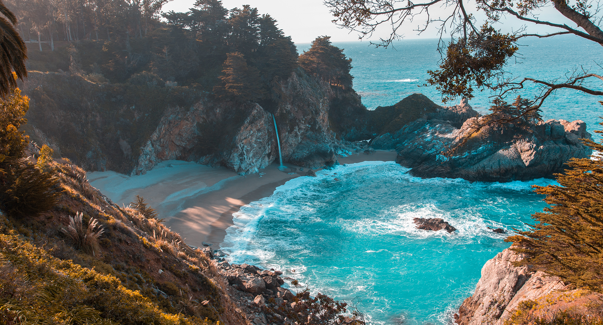 California Dreaming: All the Way Up the Coast