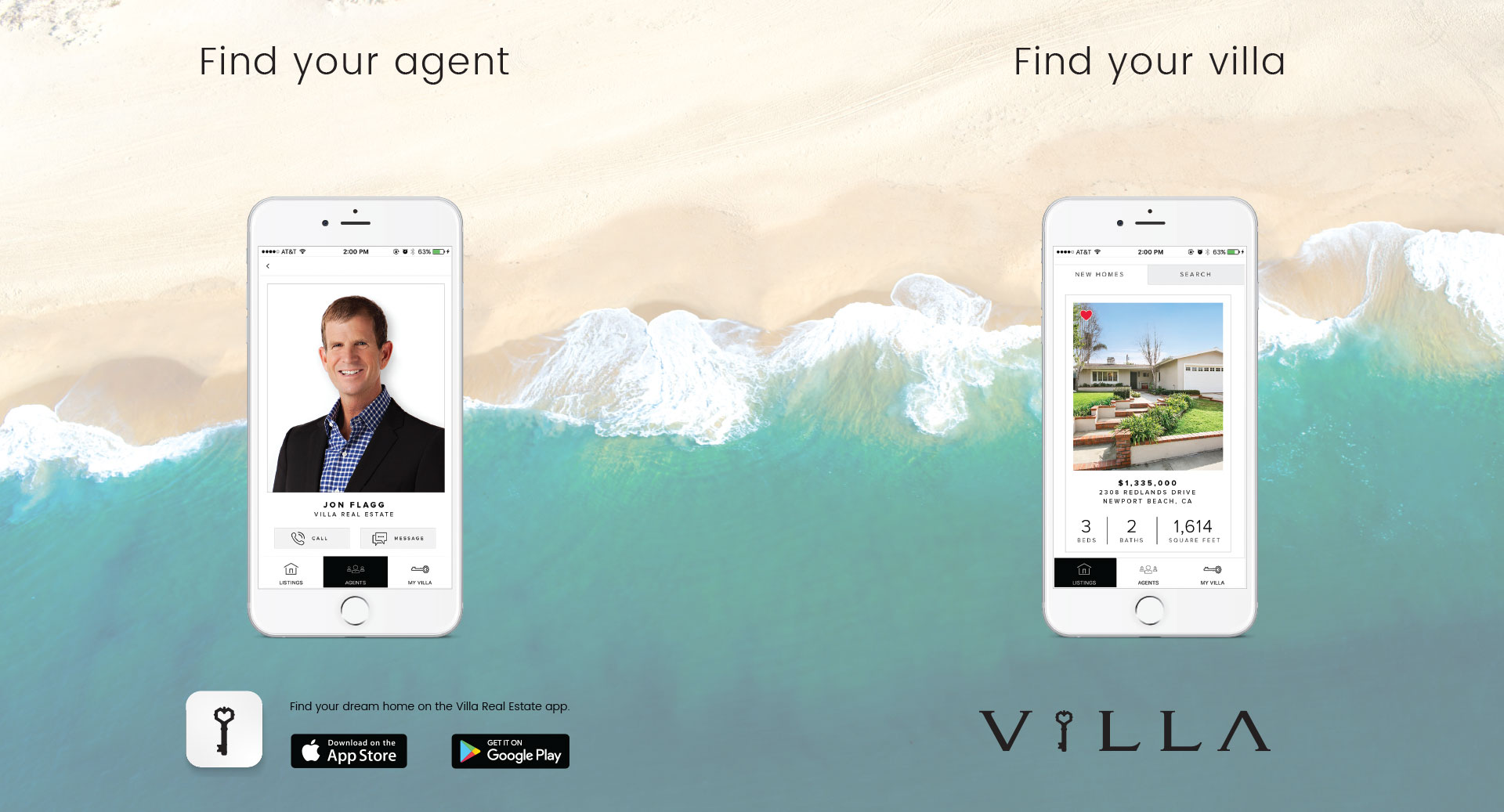 Announcing The Villa Real Estate App