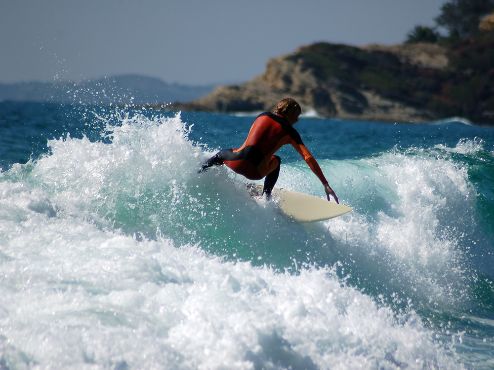 Best Surfing Beaches in Laguna Beach