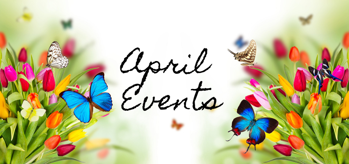 April Events in Laguna Beach
