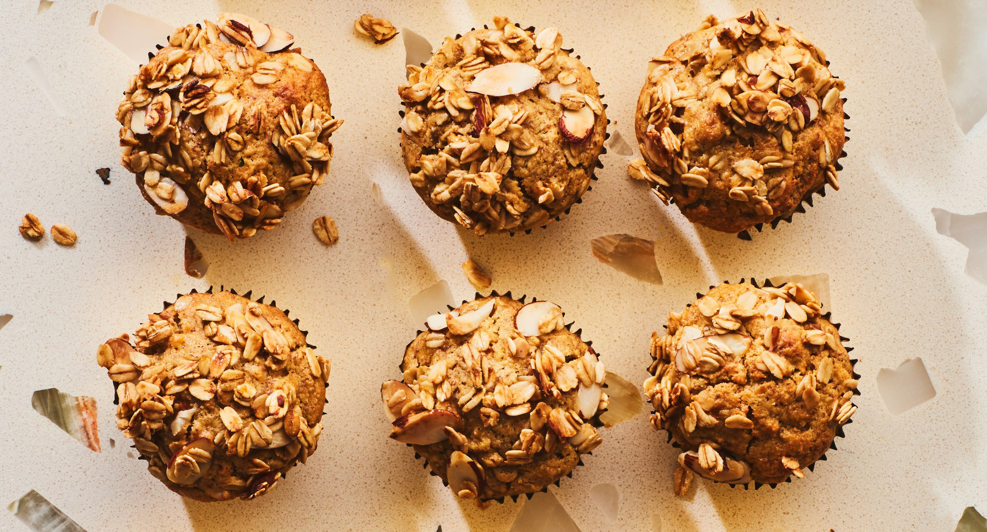 Get Into The Spirit Of Fall With These Muesli Muffins