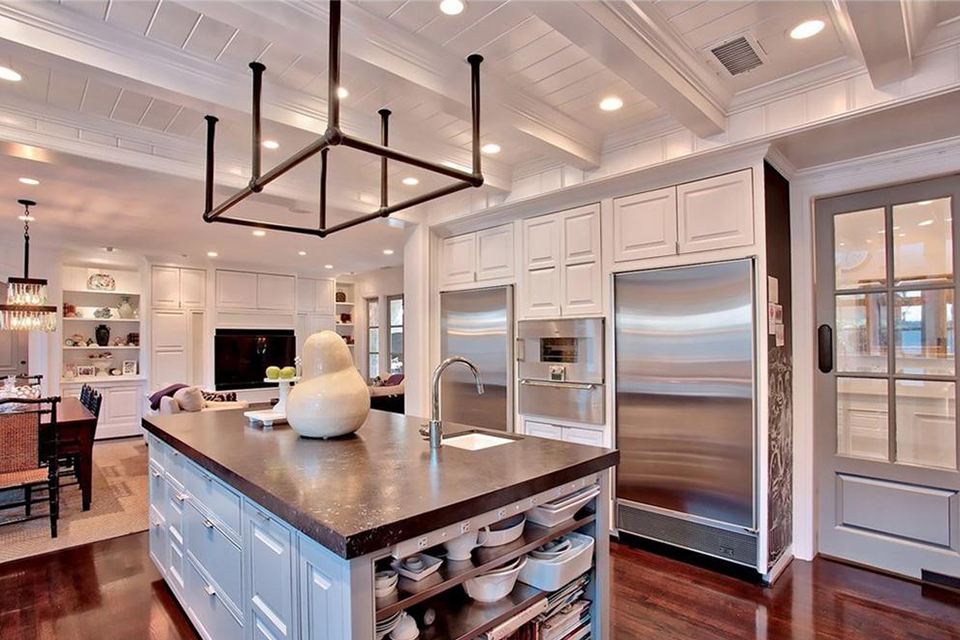 design my dream kitchen chef s kitchen layout kitchen design ideas 6580